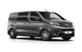 Toyota PROACE Crew Van Medium 2.0 D FWD 120PS Icon Crew Van Manual [Start Stop] [Premium]