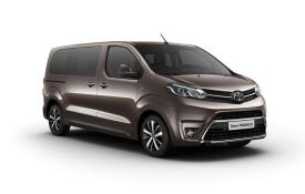 Toyota PROACE Verso MPV Medium 2.0 D FWD 180PS Family MPV Auto [Start Stop] [8Seat]