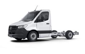 Mercedes-Benz Sprinter Chassis Cab 314 L3 3.5t 2.1 CDi RWD 143PS Progressive Chassis Cab Manual [Start Stop]