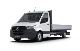 Mercedes-Benz Sprinter Dropside 316 L2 3.5t 2.1 CDi RWD 163PS  Dropside G-Tronic+ [Start Stop]