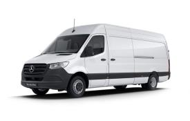 Mercedes-Benz Sprinter Van High Roof 315 L3 3.5t 2.0 CDi RWD 150PS Premium Van High Roof Manual [Start Stop]