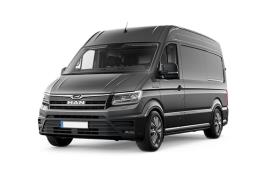 MAN TGE Van 3.180 3.5t Extra Long FWD 2.0 d BiTurbo FWD 177PS  Van Extra High Roof Auto [Start Stop]