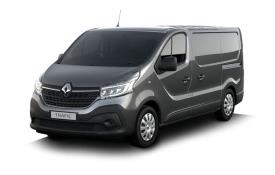 Renault Trafic Van High Roof 30 LWB 2.0 dCi ENERGY FWD 145PS Business+ Van High Roof Manual [Start Stop]