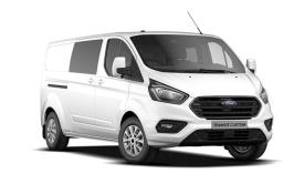 Ford Transit Custom Crew Van 300 L2 2.0 EcoBlue FWD 130PS Trend Crew Van Manual [Start Stop] [DCiV]