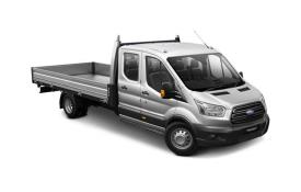 Ford Transit Tipper 350 L2 RWD 2.0 EcoBlue RWD 130PS Leader Tipper Manual [Start Stop] [1Way 1Stop Aluminium]