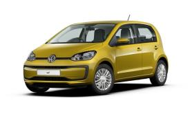 Volkswagen up! Hatchback Hatch 5Dr 1.0  65PS beats 5Dr Manual [Start Stop]