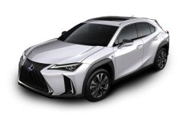 Lexus UX SUV 250h SUV 2.0 h 184PS UX 5Dr E-CVT [Start Stop] [Prem Tech Safety]