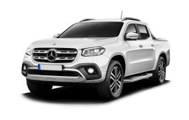 Mercedes-Benz X-Class Pickup X220 PickUp DoubleCab 4MATIC 2.3 CDi 4WS 163PS Progressive Pickup Double Cab Manual [Start Stop]