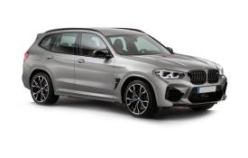 BMW X3 SUV X3M xDrive SUV 3.0 i 510PS Competition 5Dr Auto [Start Stop]